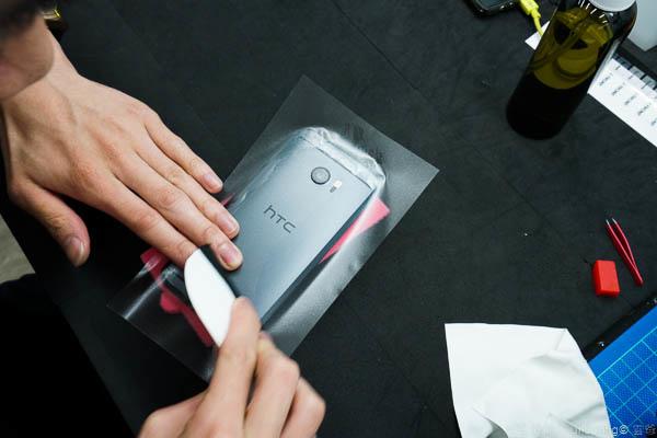 HTC 10 全機包膜+imos 螢幕保護貼-21