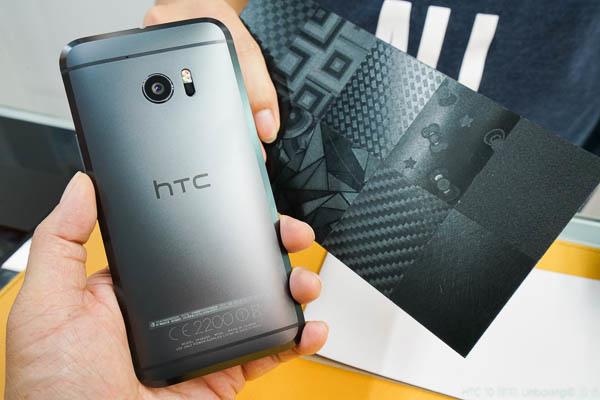 HTC 10 全機包膜+imos 螢幕保護貼-2