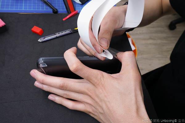 HTC 10 全機包膜+imos 螢幕保護貼-58