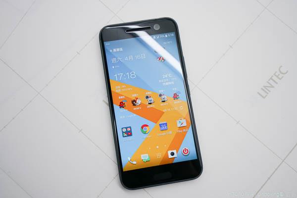 HTC 10 全機包膜+imos 螢幕保護貼-111