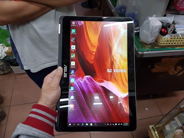 Zenbook UX360 開箱-75