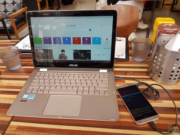 Zenbook UX360 開箱-515