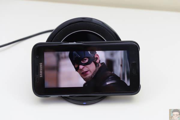 Samsung 直立式無線閃充充電座-28