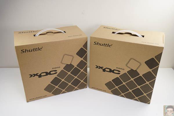 Shuttle XVB01 VGA Box-4