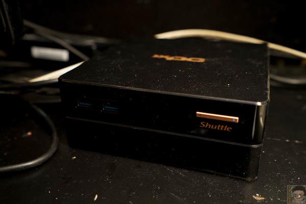 Shuttle XVB01 VGA Box-43