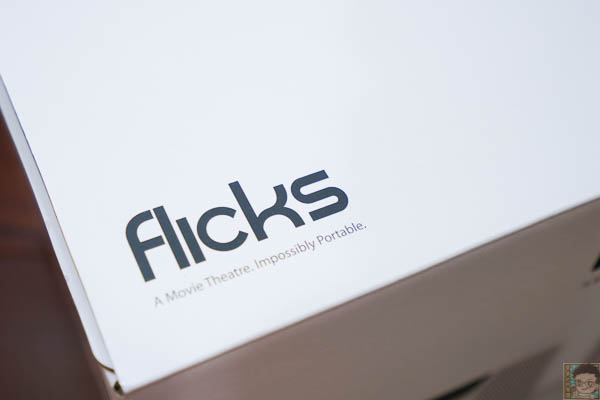 Flicks行動無線藍芽喇叭投影機-12