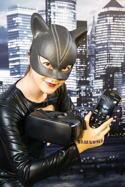 專屬限定蝙蝠俠主題介面,充滿濃濃的戰鬥氣息