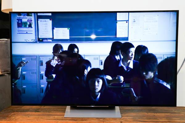 Sony Brivia 4K HDR電視(55X9300D)-111