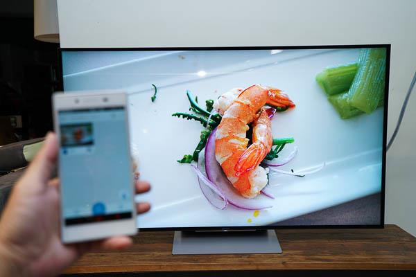 Sony Brivia 4K HDR電視(55X9300D)-225