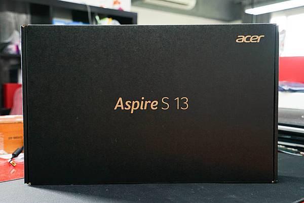開箱acer Aspire S13-2