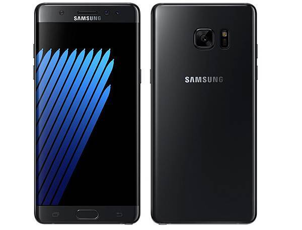 Samsung Galaxy Note7擎天黑_01