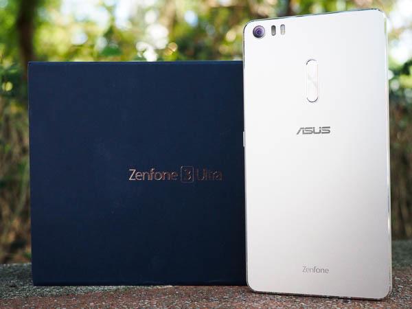 ZenFone 3 Ultra 開箱、評測-2