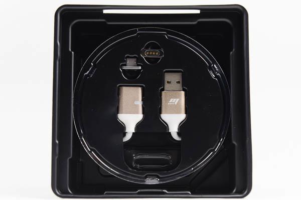 有呼吸燈的磁吸充電線-OKD Magneto Cable -8