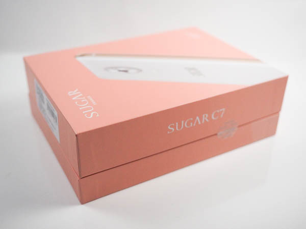 SUGAR C7 開箱、自拍-2