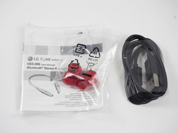開箱-LG HBS-900 運動藍芽耳機-38