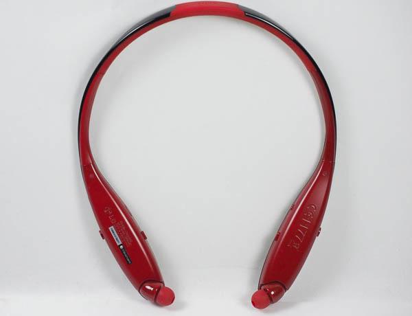 開箱-LG HBS-900 運動藍芽耳機-21