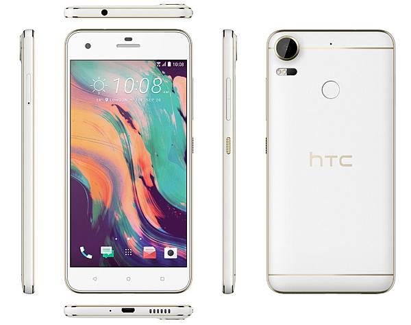 HTC Desire 10 Pro繆思白_3