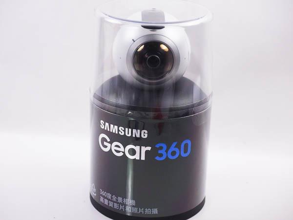 開箱 Gear360 相機-3