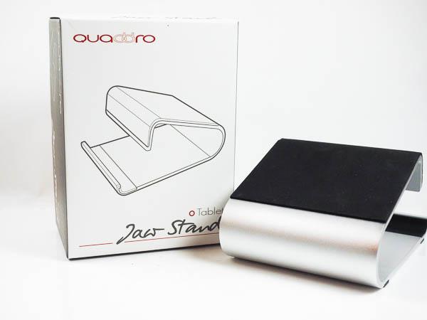 Quaddro 品牌-Apple手錶、手機二合一立座-1