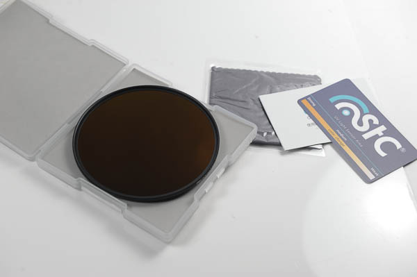 OLYMPUS 7-14 mm F2.8 PRO 專用遮光罩+UV 保護鏡、 STC 105mm CPL 偏光鏡、ND64 減光鏡 -42
