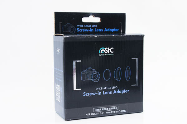 OLYMPUS 7-14 mm F2.8 PRO 專用遮光罩+UV 保護鏡、 STC 105mm CPL 偏光鏡、ND64 減光鏡 -5