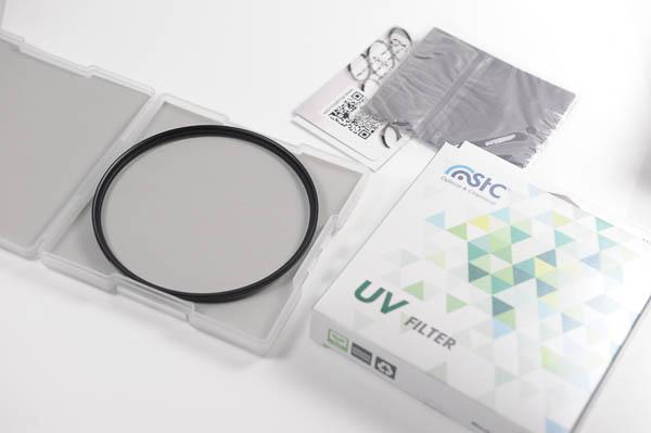 OLYMPUS 7-14 mm F2.8 PRO 專用遮光罩+UV 保護鏡、 STC 105mm CPL 偏光鏡、ND64 減光鏡 -52