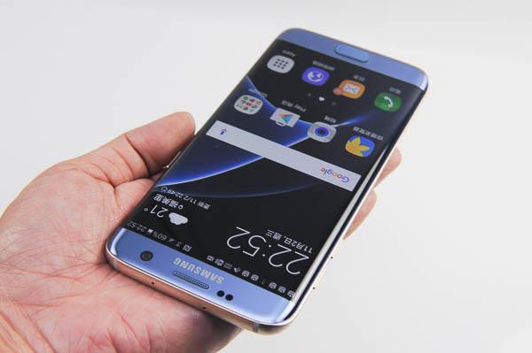 開箱 Galaxy S7 edge 冰湖藍-93