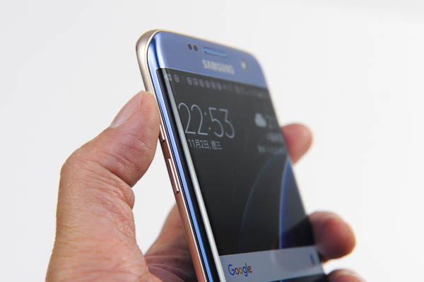 開箱 Galaxy S7 edge 冰湖藍-101