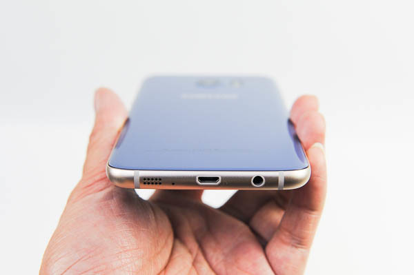 開箱 Galaxy S7 edge 冰湖藍-33