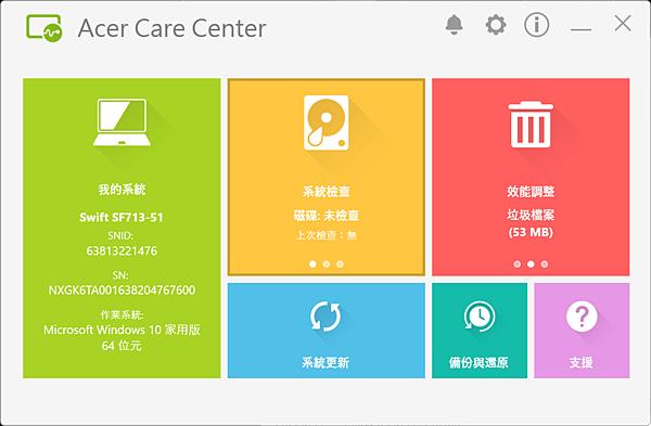 acer care center