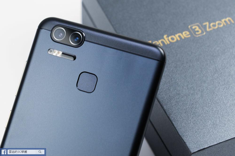 5000mAh爽快大電量 - ZenFone 3 Zoom 開箱、評測、實拍照-13