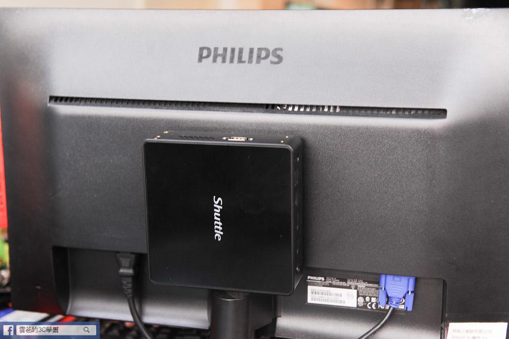 支援4K播放 -Shuttle 浩鑫 XPC nano NC02U 準系統-37