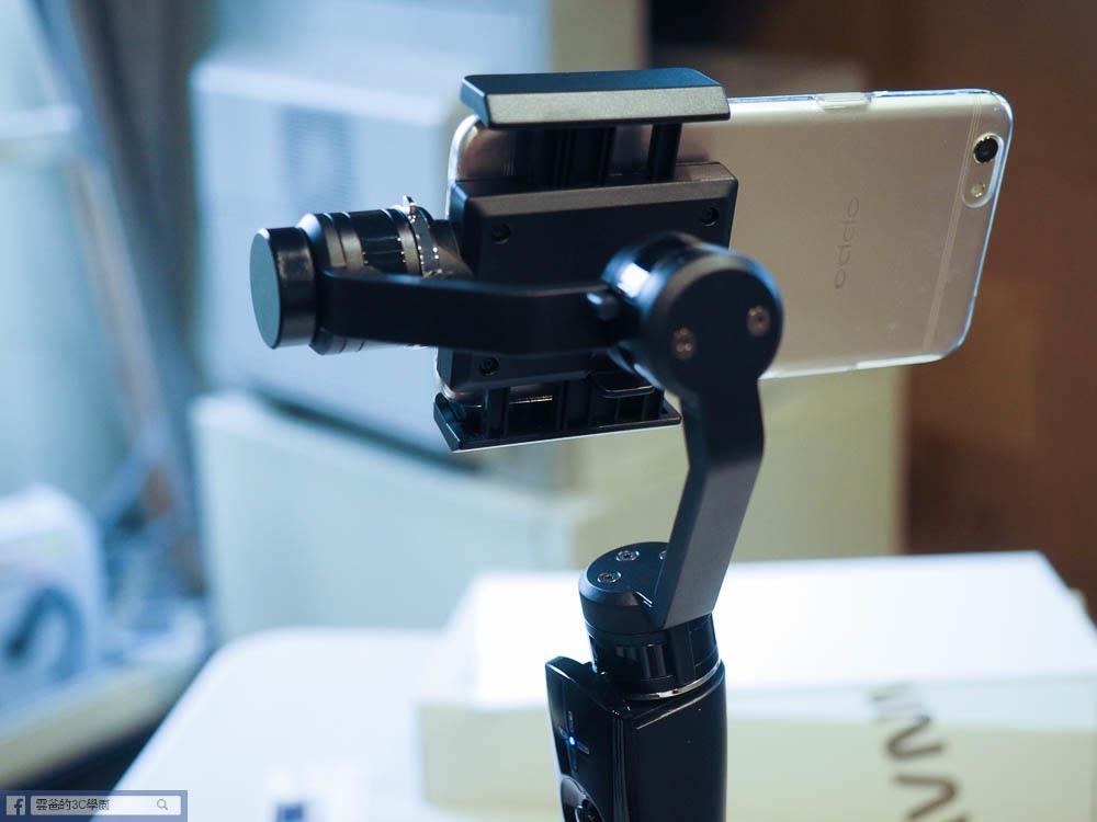 最便宜的三軸平衡器 - Proview S3 開箱、評測-75