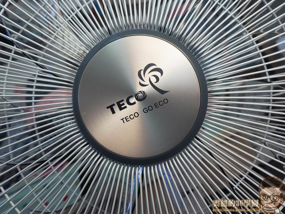TECO 東元14吋dc馬達ECO遙控立扇-XA1488BRD-41