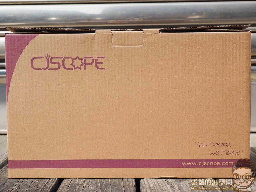最輕薄的戰艦- CJScope Z-530 開箱、評測-4040748
