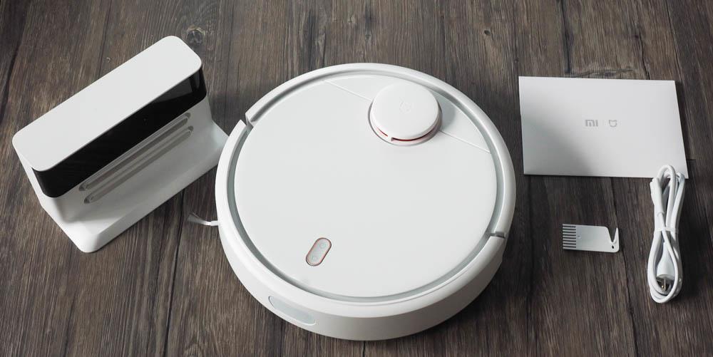 開箱-米家掃地機器人-4170832