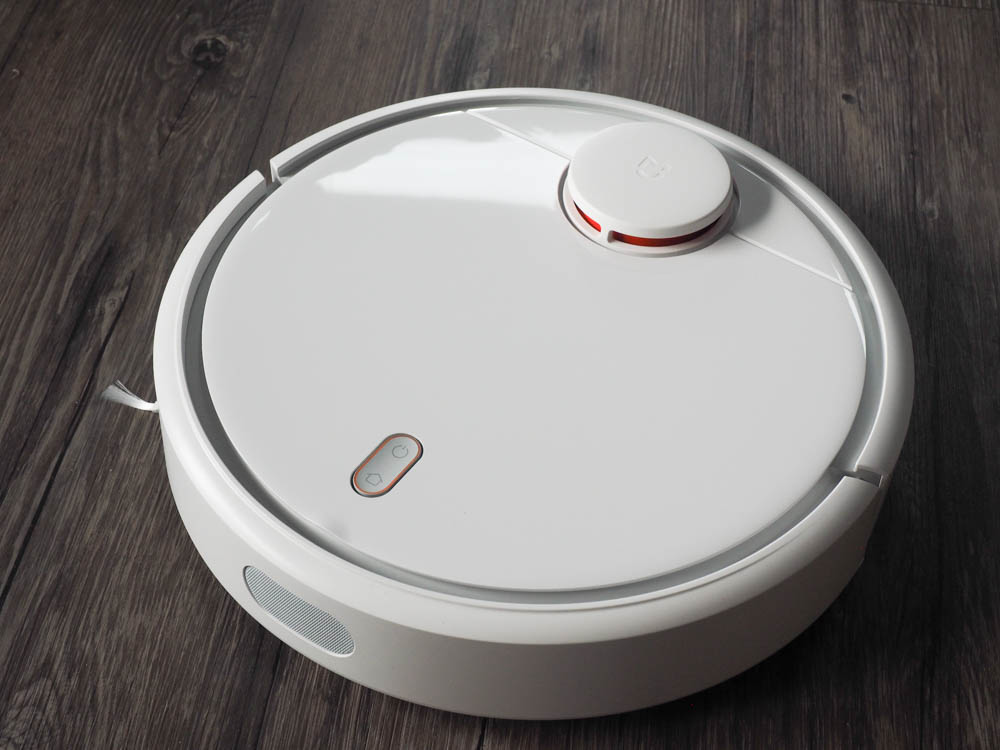 開箱-米家掃地機器人-4170834