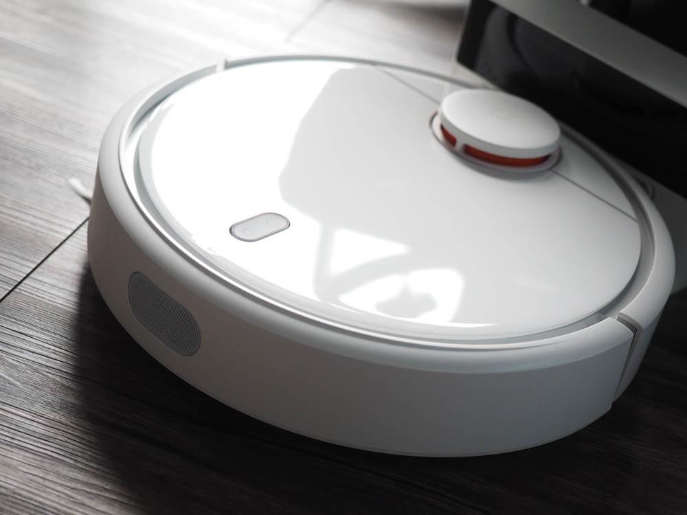 開箱-米家掃地機器人-4170948