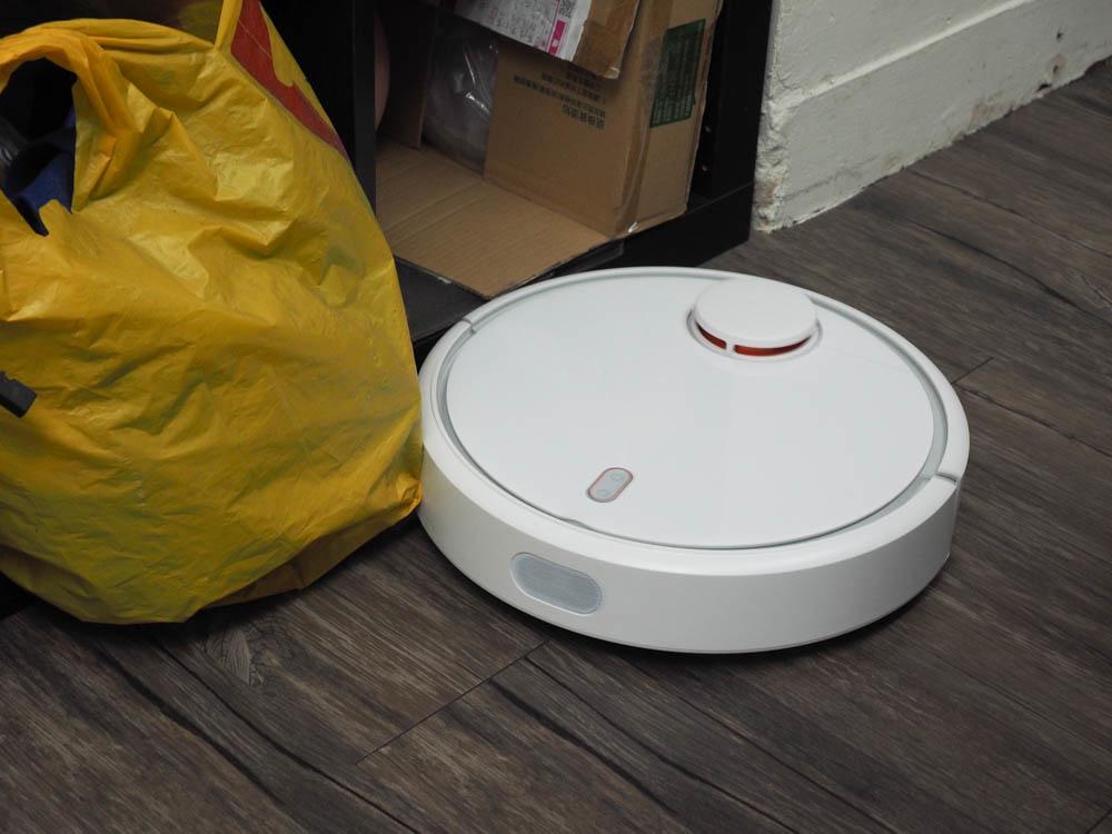 開箱-米家掃地機器人-4170916