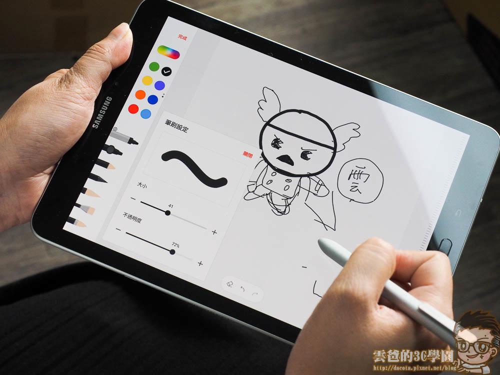 首款4K HDR平板-Galaxy Tab S3 - 開箱、評測-5051276