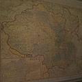昭和12年(?)左右的最新支那地圖