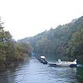 流往湖的河川