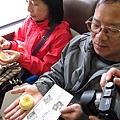 接下來是坐火車去小樽