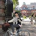 騎腳踏車去動物園!go!