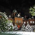 晚上五點路過舊市政廳