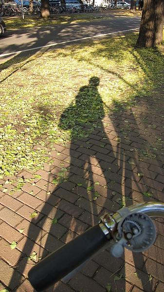 我和腳踏車
