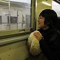 得意的安さん與三川駅
