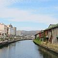 暫停於小樽。衝去小樽運河再衝回火車站