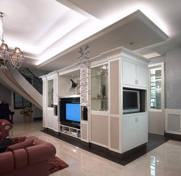 客廳電視櫃