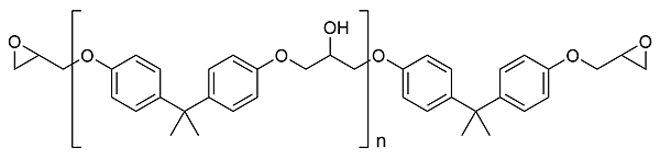 Epoxy_prepolymer_chemical_structure